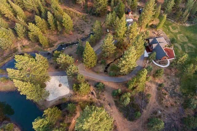 Juniper Creek Ranch home