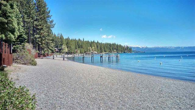 Tahoe Park Beach beach