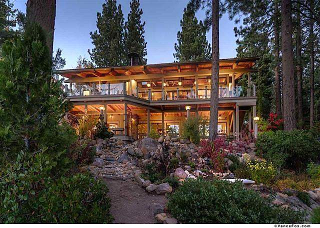 Tahoe City Home