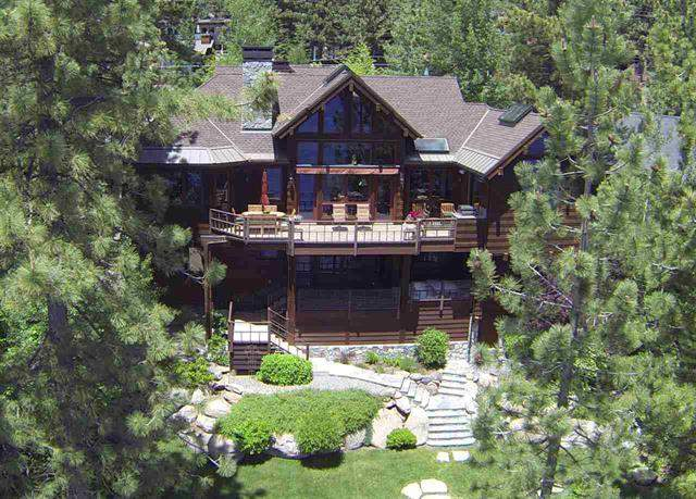 Tahoe City home more