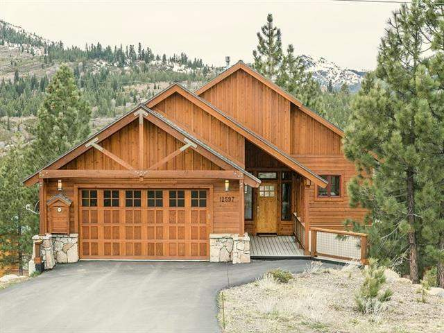 Tahoe Donner Home 1