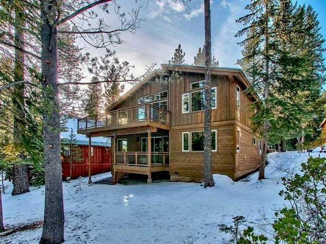 Tahoe Donner Home 2